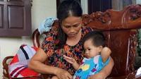 Vụ cả nhà nghi bị ngộ độc khi đi du lịch Đà Nẵng: 'Mấy đêm liền con út đều òa khóc đòi bú sữa mẹ