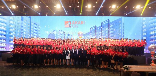 Nam Long và DKRA Vietnam hợp tác phân phối dự án Akari City