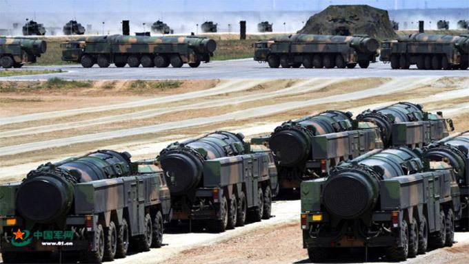 Uy lực tên lửa Trung Quốc khiến Mỹ e ngại
