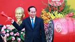 3 lần đánh trống trường của Chủ tịch nước Trần Đại Quang