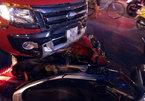 Đại úy CSGT lái ô tô gây tai nạn khiến 2 người tử vong
