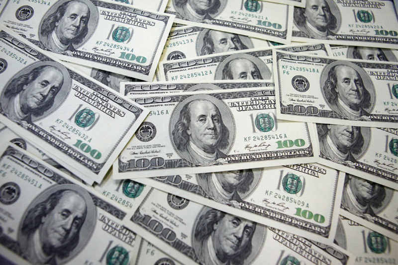Tỷ giá ngoại tệ ngày 29/9: USD tăng, Euro xuống mức thấp