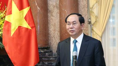 Chủ tịch nước Trần Đại Quang qua đời vì bệnh máu ác tính