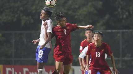 U16 Việt Nam thua đáng tiếc Ấn Độ trận ra quân U16 châu Á