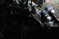 2 người thiệt mạng trong vụ cháy ở Đê La Thành do ngạt khí CO