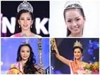 Ngắm lại thời khắc đăng quang của dàn Hoa hậu Việt Nam từ năm 1992 mới thấy Trần Tiểu Vy quá đẹp