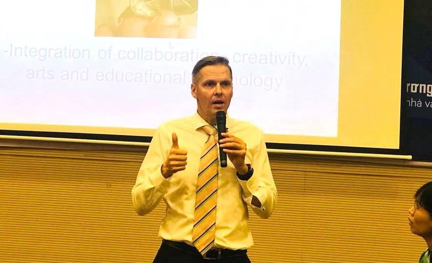 Giáo viên,đổi mới giáo dục,giáo dục Phần Lan