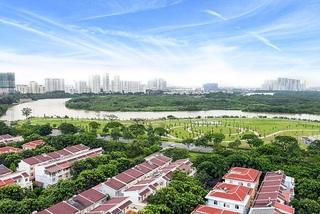 Nhà giàu bỏ chạy khỏi Nam Sài Gòn vì mùi thối tấn công