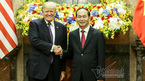 Tổng thống Trump: Chủ tịch nước Trần Đại Quang là người bạn tuyệt vời của Mỹ