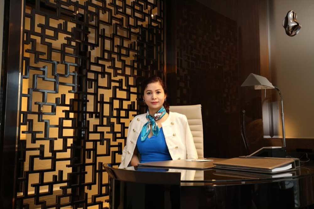 Bà Diệp Thảo đề nghị xử hình sự người 'cản đường' về Trung Nguyên