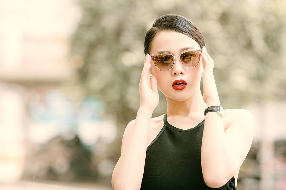 Ngoài đời Phương Oanh 'Quỳnh búp bê' đẹp gấp nhiều lần trên phim