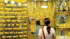 Choáng ngợp bên trong chợ bán vàng rẻ nhất thế giới