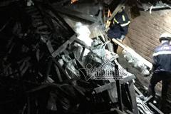 Vụ xác chết trong nhà trọ bị cháy: Hà Nội chỉ đạo 'khẩn'