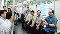 Hà Nội muốn sớm nhận tàu Cát Linh - Hà Đông, chạy cao điểm Tết