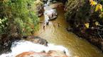 Du khách Hàn Quốc tử nạn khi vượt thác tại Đà Lạt
