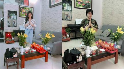 Lộ bằng chứng Trương Quỳnh Anh và Tim sống chung nhà sau ly hôn