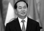 Thái Lan treo cờ rủ 3 ngày tưởng niệm Chủ tịch nước Trần Đại Quang