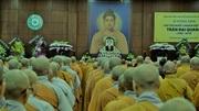 500 tăng ni, phật tử TP.HCM tưởng niệm Chủ tịch nước Trần Đại Quang
