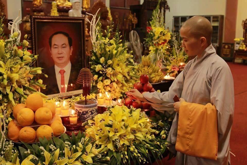 Chủ tịch nước Trần Đại Quang,chủ tịch nước,Trần Đại Quang