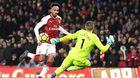 Arsenal 0-0 Everton: Pháo thủ vào guồng (H1)