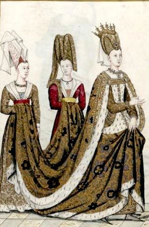Ngày này năm xưa: Bi kịch bà hoàng xinh đẹp lấy vua điên nước Pháp
