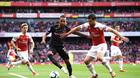 Arsenal 0-0 Everton: Đôi công hấp dẫn (H1)