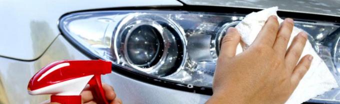 Cách khôi phục đèn pha khi bị mờ
