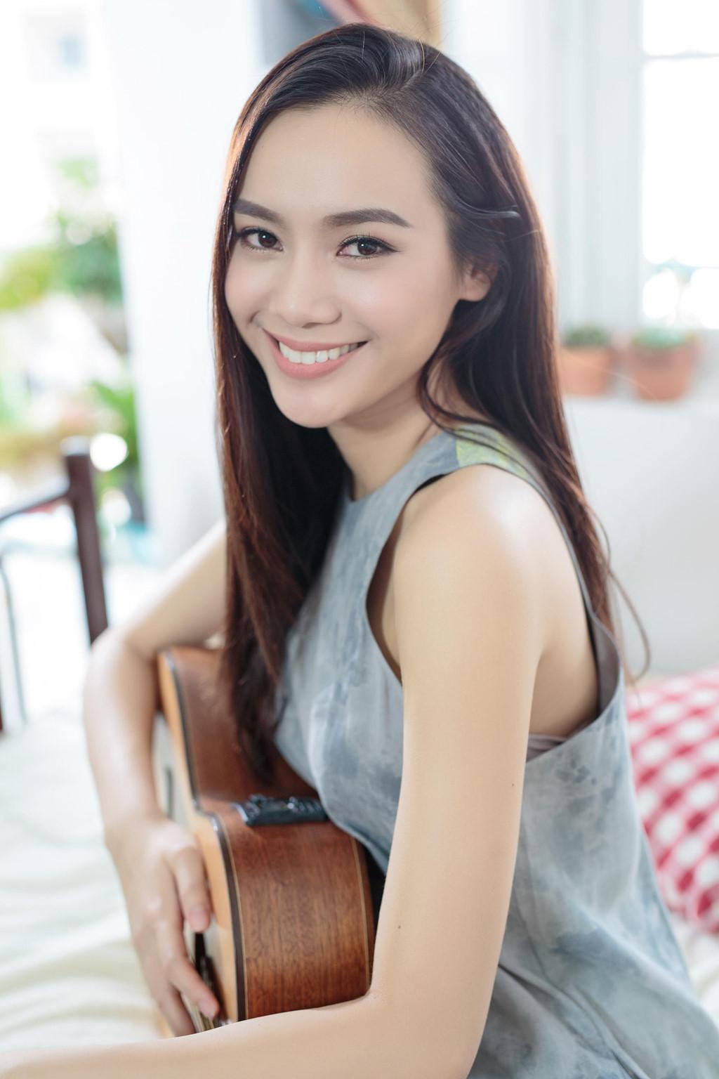 Trương Kiều Diễm: 'Tôi mải yêu đương, lơ là âm nhạc'
