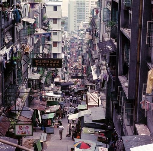Ảnh đẹp về cuộc sống thường ngày ở Hong Kong những năm 1970