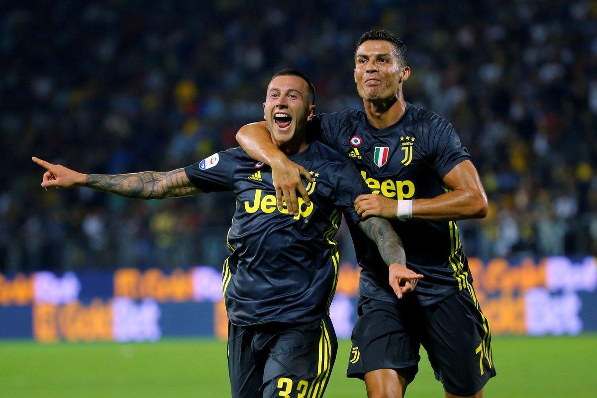 Ronaldo giải cứu Juventus: Cơn giận của CR7