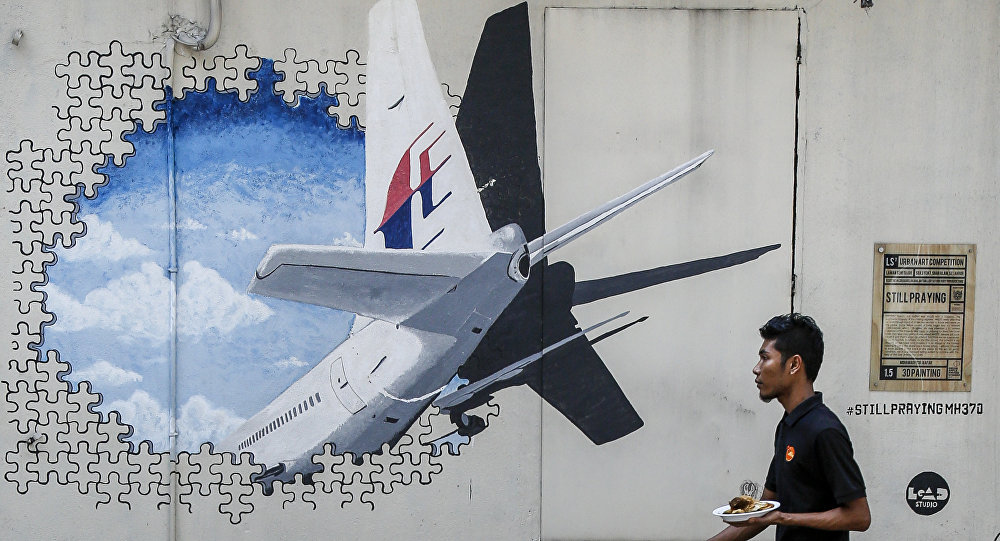 Tình tiết mới về chuyến bay mất tích bí hiểm MH370
