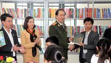 Trường THPT Kim Sơn B nhớ Chủ tịch nước Trần Đại Quang