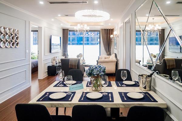 Chỉ từ 1,5 tỷ sở hữu căn hộ khu Hai Bà Trưng