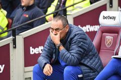 """HLV Sarri: """"Chelsea cần 1 năm để đạt đẳng cấp như Liverpool"""""""