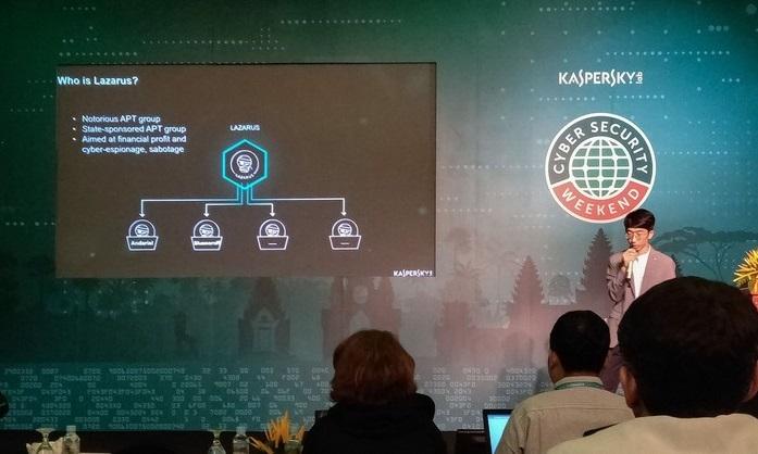 Kaspersky cảnh báo về sự nguy hiểm của 'Balkanisation'