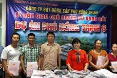 Phú Hồng Thịnh trao 658 sổ hồng cho khách hàng
