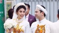 Lan Khuê chính thức làm đám cưới với Tuấn John hôm nay