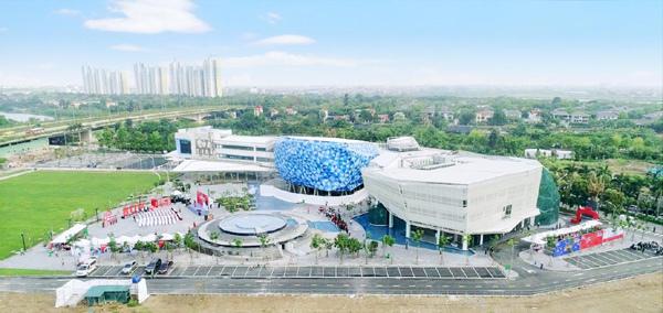 Mãn nhãn với trường đại học 70 triệu USD ở Ecopark