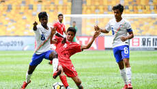 U16 Iran và U16 Ấn Độ cưa điểm, U16 Việt Nam gặp khó