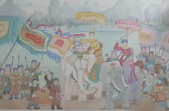 Hà Nội xưa,Giai nhân Hà Nội