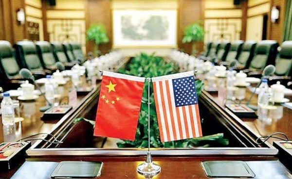 Quan hệ Mỹ - Trung đang nóng lên từng ngày