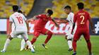 Đánh rơi chiến thắng trước Indonesia, U16 Việt Nam hẹp cửa đi tiếp