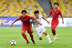 Link xem trực tiếp U16 Việt Nam vs U16 Indonesia