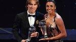 Vượt Ronaldo và Salah, Modric xuất sắc nhất thế giới