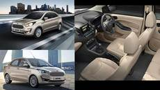 Ô tô sedan Ford: Đẹp như Vios, giá chỉ 189 triệu đồng/chiếc
