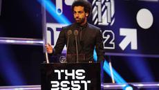 Salah qua mặt Bale đoạt danh hiệu Bàn thắng đẹp nhất năm