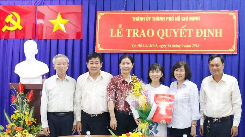 Nhân sự mới TP HCM, Kon Tum, Quảng Ninh, Hòa Bình