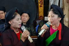 Hành trình tìm hiểu di sản Bắc Giang: Tục ngủ bọn của người Quan họ