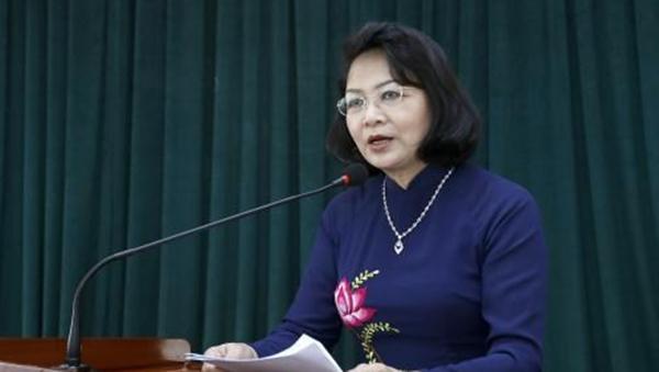 Quá trình công tác của Quyền Chủ tịch nước Đặng Thị Ngọc Thịnh
