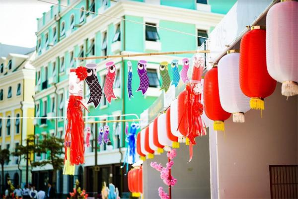Lễ hội Yosakoi: Dấu ấn Nhật Bản bên vịnh Hạ Long